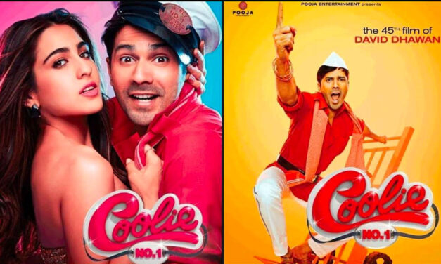 Actor Varun Dhawan's Made Rs. 25 crores From Coolie No. 1