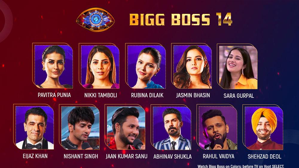 Bigg Boss 14: Was Bigg Boss' Decision to Nominate Rubina, Abhinav, Aly And Jasmin UNFAIR? What does polls say