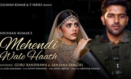 Guru Randhawa's Recent Picture Is from His New Hit Song 'Mehendi Wale Haath' Dedicated To Soldiers