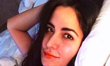 Katrina Kaif's selfie after waking up goes viral