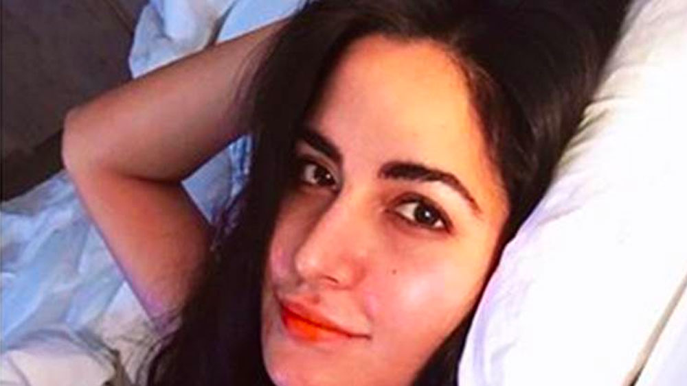 Katrina Kaif's selfie after waking up goes viral