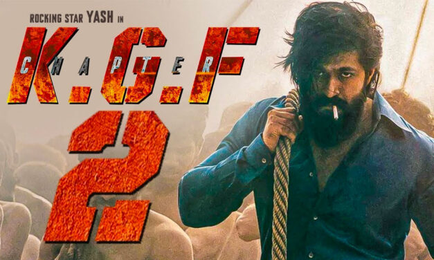 KGF Chapter 2 releases record-breaking teaser