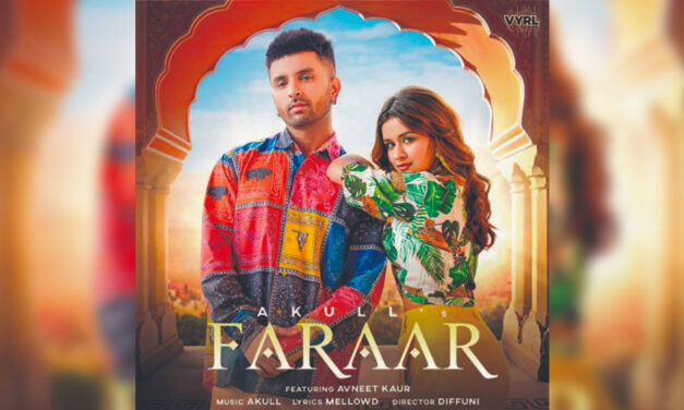 Punjabi Singer Akull releases his new single 'Faraar' on 9X Tashan