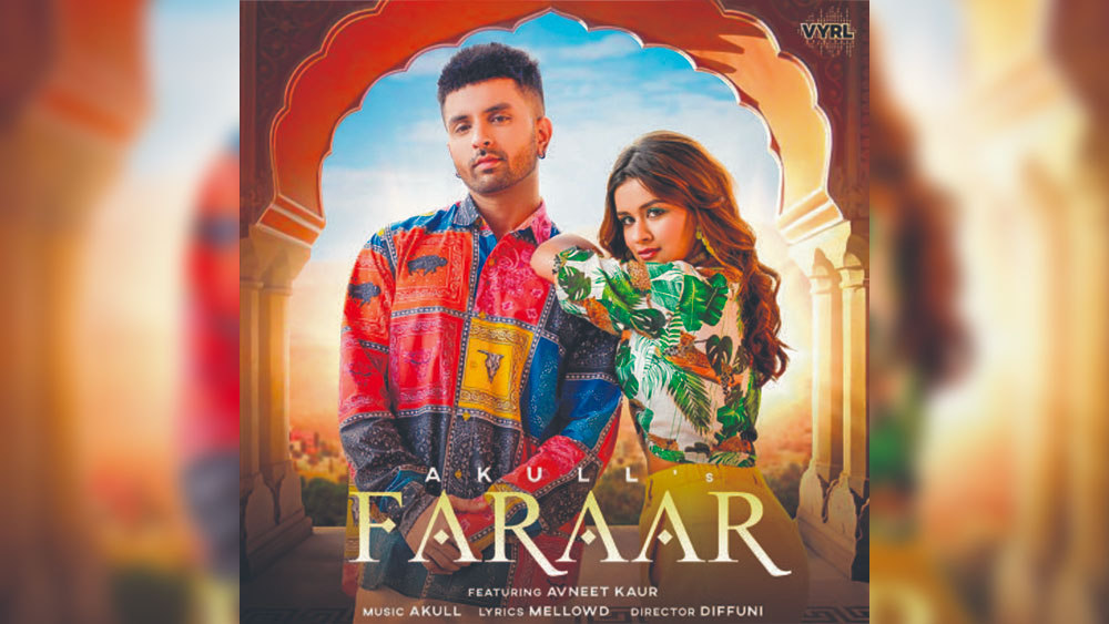 Punjabi Singer Akull releases his new single 'Faraar' on 9X Tashan